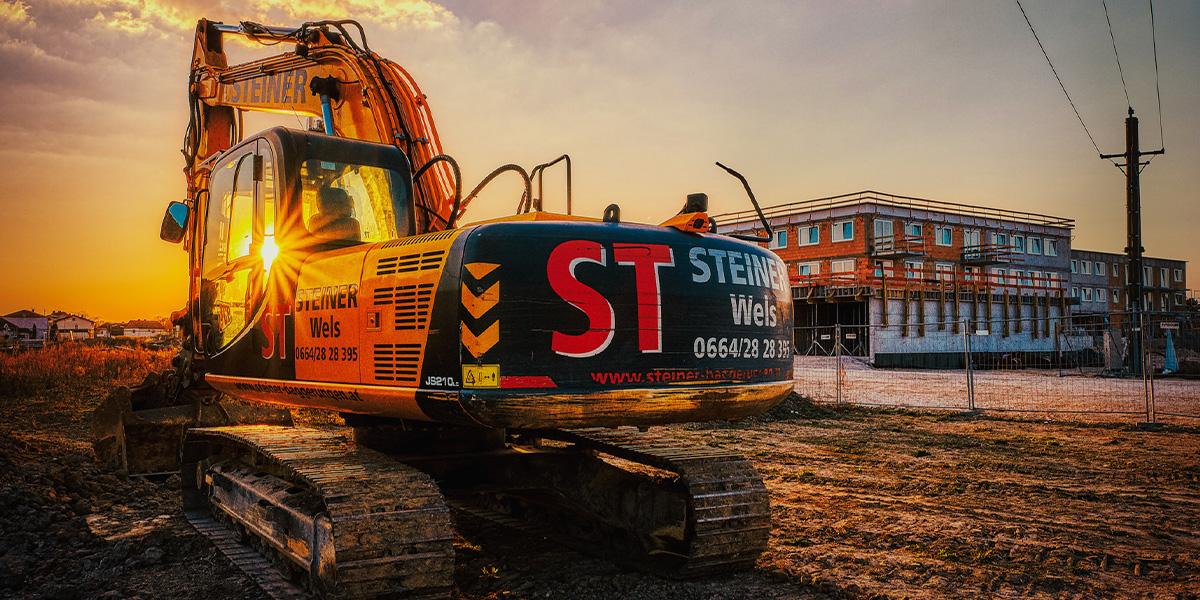 ST Steiner Baggerungen - Transporte